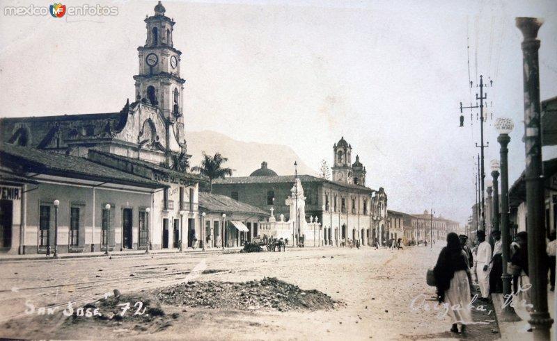 La Iglesia de  San Jose.