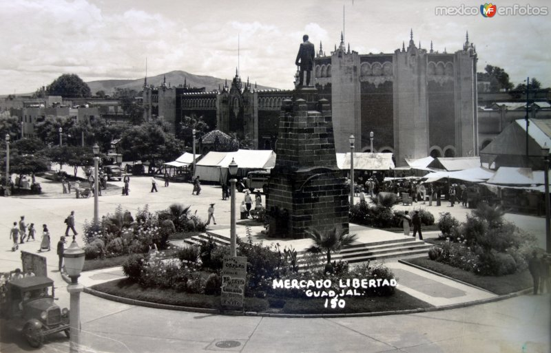 Mercado Libertad.