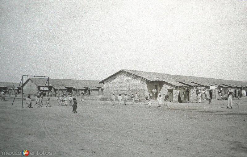 Hacienda de el Rosario  ( Fechada en 1927 ).