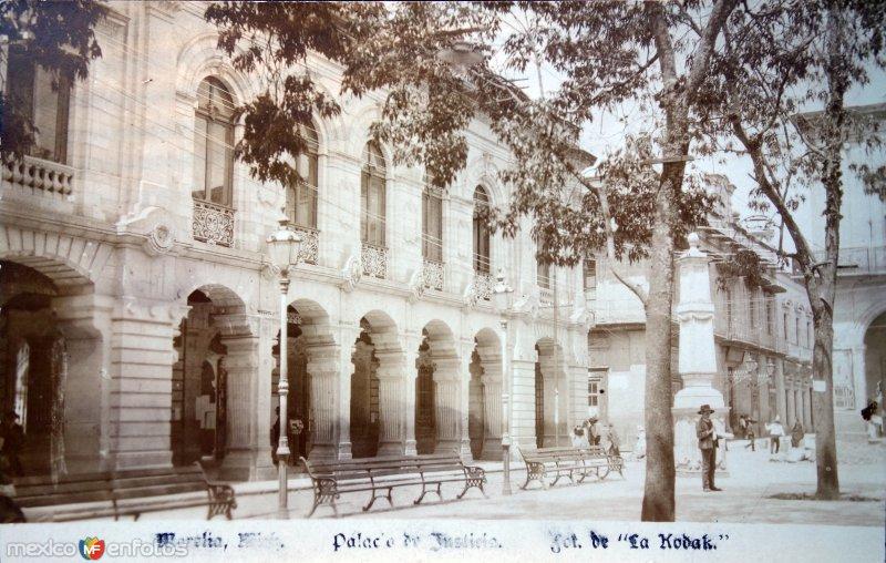 Palacio de Justicia Morelia Michoacan