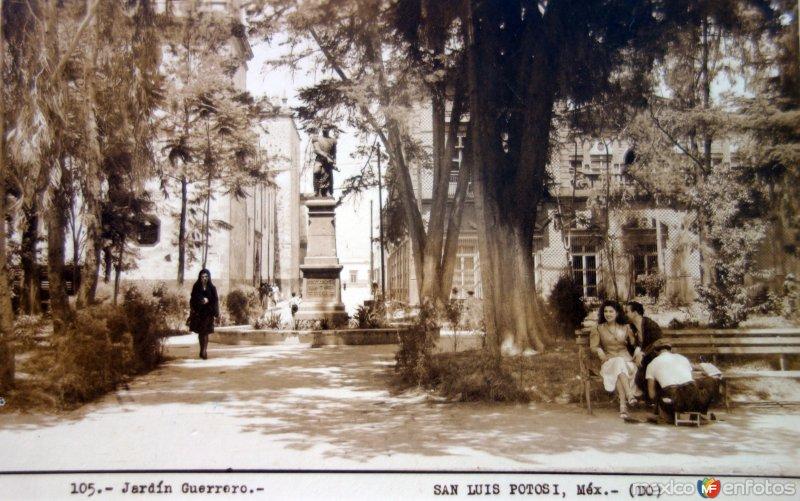 Jardin Guerrero