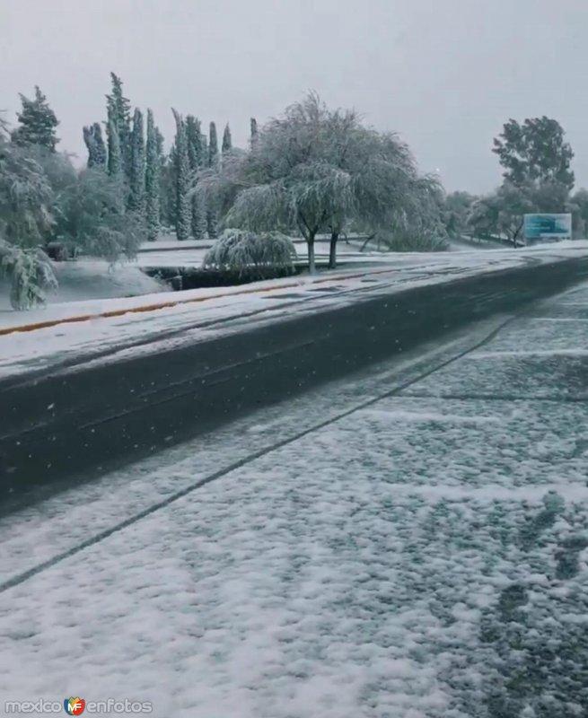 Boulevard Gómez Morín, Cd Delicias Chihuahua. (Adrian Melendez)