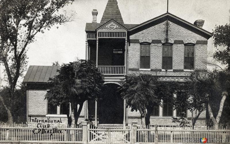 Club Internacional (circa 1908)