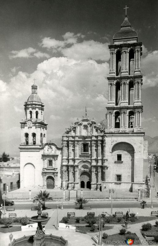Catedral de Saltillo