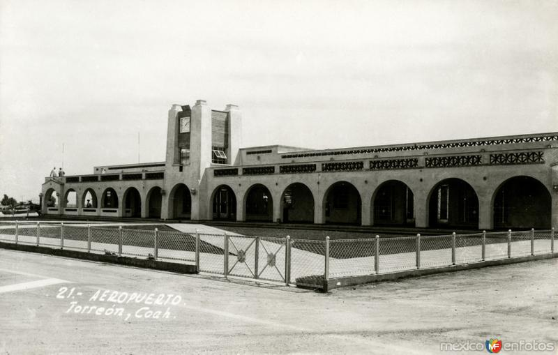 Aeropuerto de Torreón