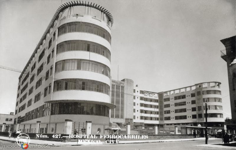 Hospital Ferrocarriles