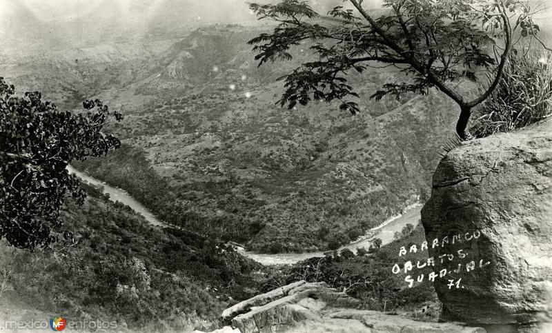 Barranca de Oblatos