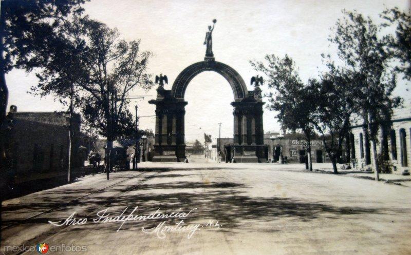 Arco Independencia.