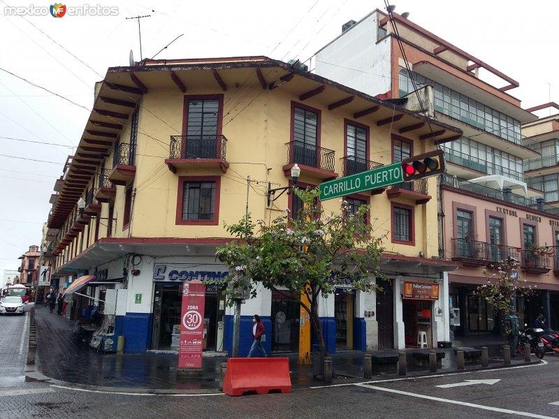 Esquina Carrillo Puerto y Enríquez