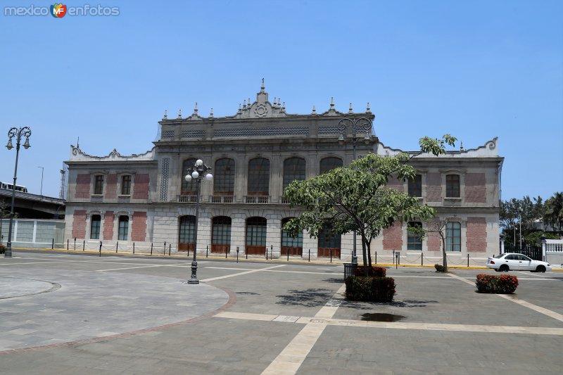 Antigua estación de trenes