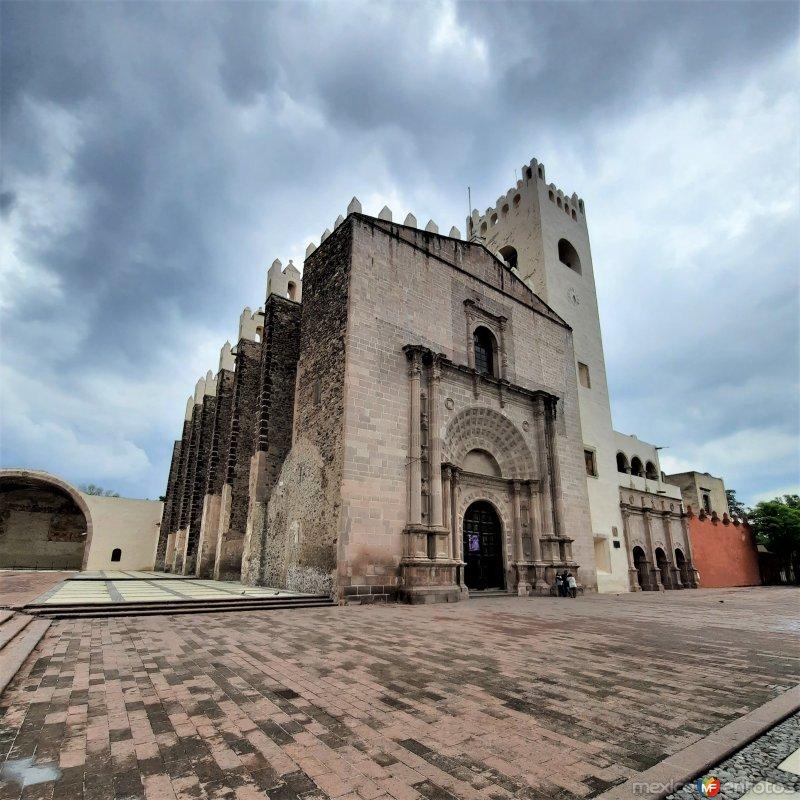 Templo de San Nicolás Tolentino