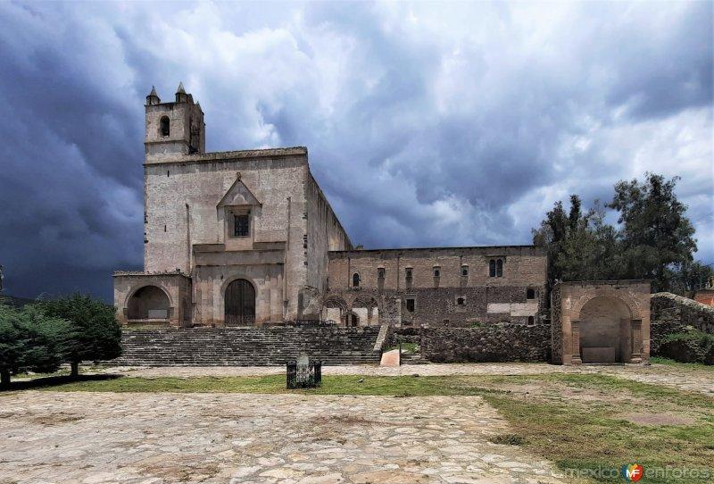 Templo y ex convento de San Andrés