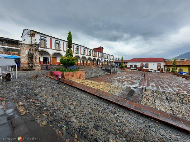 Plazuela de Borda