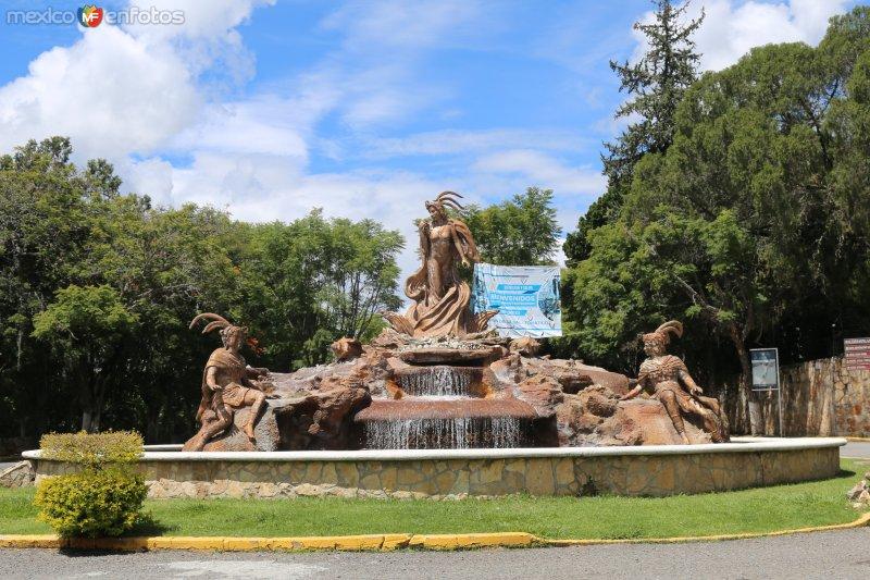 Fuente de Huixtocíhuatl