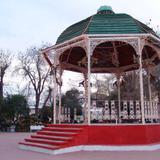 Kiosco en la Plaza de Armas
