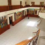Interior de la presidencia