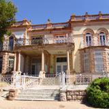 Casas en el Paseo Simón Bolívar