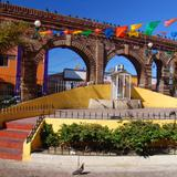 Plaza Santa Cecilia, también conocida como Plaza del Mariachi