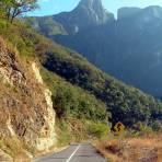 Carretera Montemorelos - Rayones