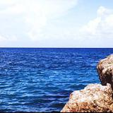 Mar Caribe desde Xcaret