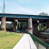 Puente sobre el Río Orizaba