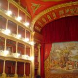 Palcos y escenario