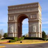 Réplica del Arco del Triunfo