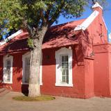 Oficinas de la antigua estación de ferrocarril