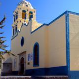 Iglesia de Santa María de las Parras