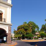 Vista del Jardín Libertad