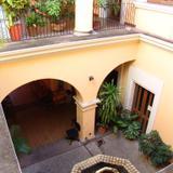 Patio interior del Palacio Municipal
