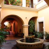 Patio interior del Palacio Municipal