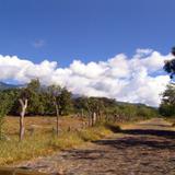 Camino al Volcán de Fuego