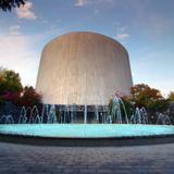 Edificio de IMAX, del planetario Alfa