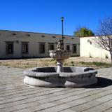 Fuente de la ex hacienda de Canutillo