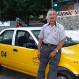 Don Alfredo, Taxista