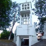 Torre del antiguo templo