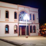 El Santuario de Guadalupe (vista posterior)