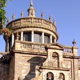 Torre y campanario del Hospicio Cabañas