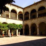Primer patio del Palacio de Gobierno