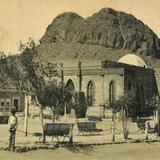 Plaza y templo de San Fernando