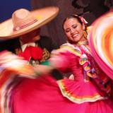 Ballet Folklórico de la Universidad de Colima