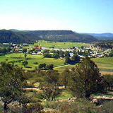 Vista panorámica de Sisoguichi