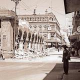 Ampliación de la Ave. Juárez (1948)