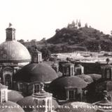 Cúpulas de La Capilla Real de Cholula
