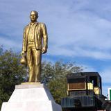 Monumento a Lázaro Cárdenas