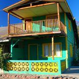 Casas y fachadas de Santa Rosalía