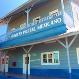 Oficina central del Servicio Postal Mexicano