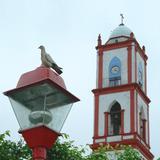 IGLESIA DE PAPANTLA,VER. MEX.
