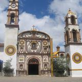 iglesia de aqixtla, puebla